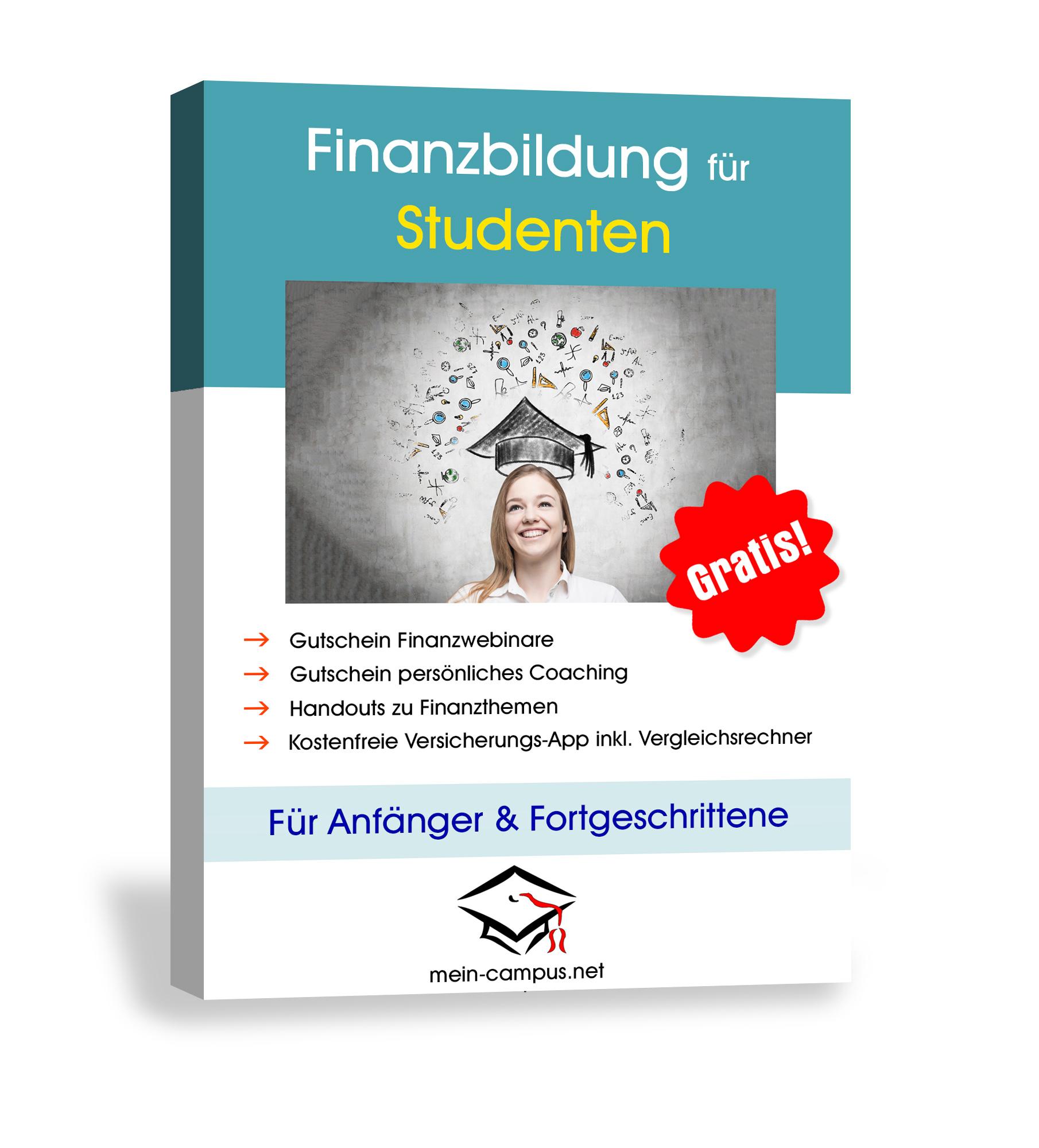 Finanzbildung - Studenten